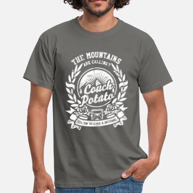 Couch-potato Couch Potato - Männer T-Shirt