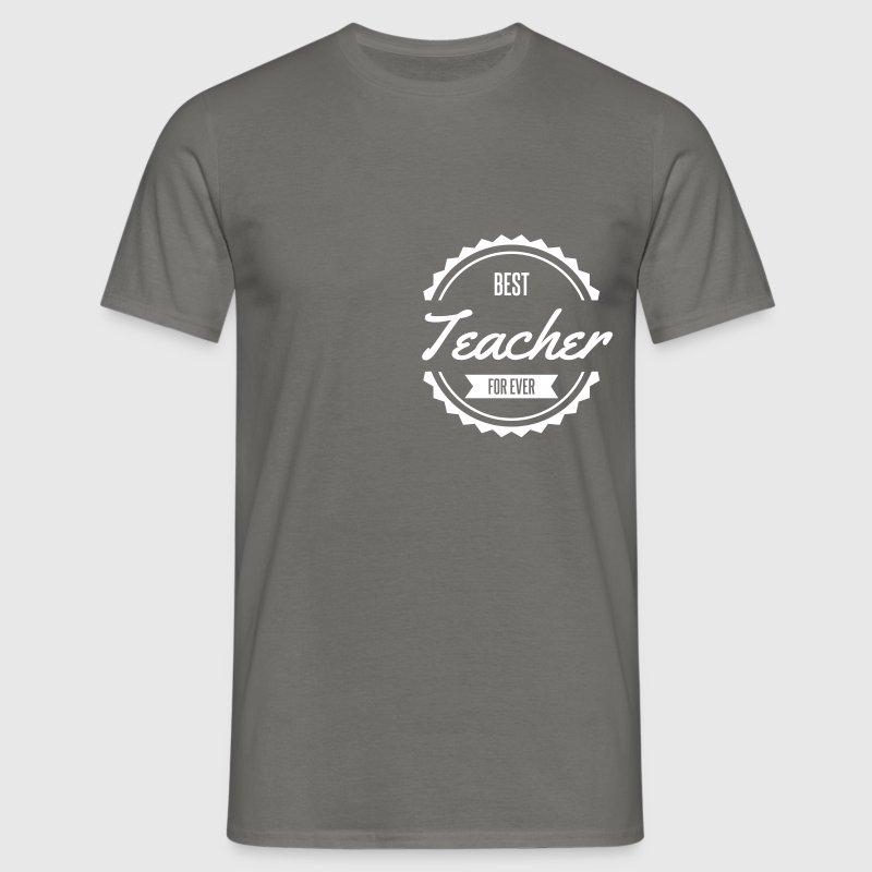 best teacher - Men's T-Shirt