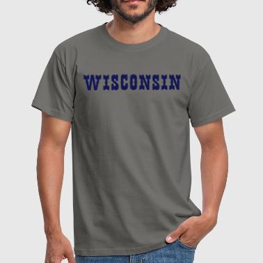 WISCONSIN - T-shirt Homme