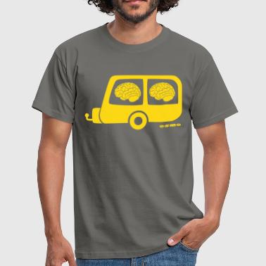 braincamper - Men's T-Shirt