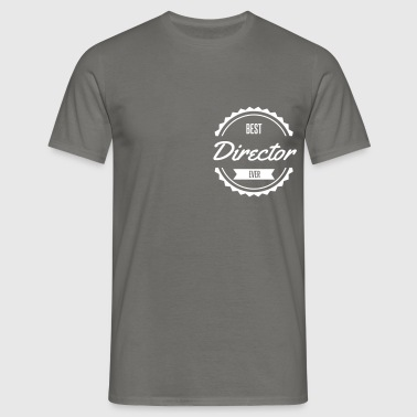 best director ceo chef - T-shirt Homme