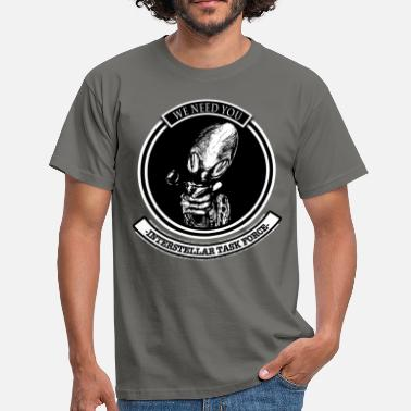 Interstellar Interstellar Task Force - Men's T-Shirt