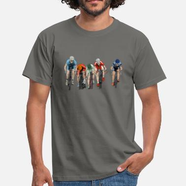 Retro Cycling cycling - Men's T-Shirt