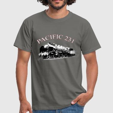 PACIFIC 231 A - T-shirt Homme