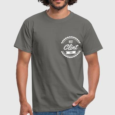 Clint Eastwood best clint - Men's T-Shirt