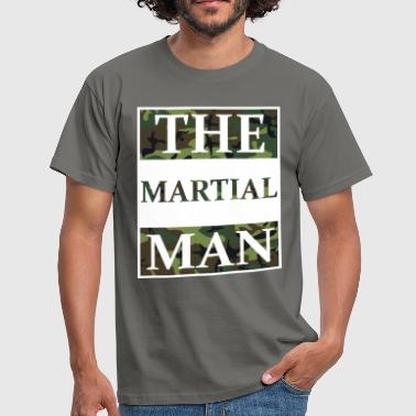 Martial Arts Martial Arts Man - Martial Arts - T-skjorte for menn
