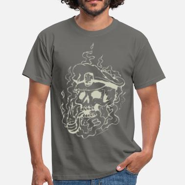 World World of Warships Skull - Men's T-Shirt