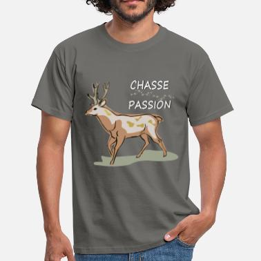 Chasse Passion chasse passion - T-shirt Homme
