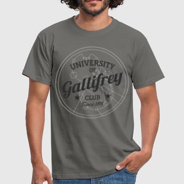 University of Gallifrey - Männer T-Shirt