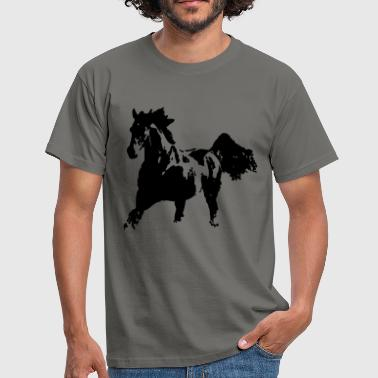 Cheval de course - T-shirt Homme