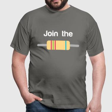 Join the Resistance - T-shirt Homme