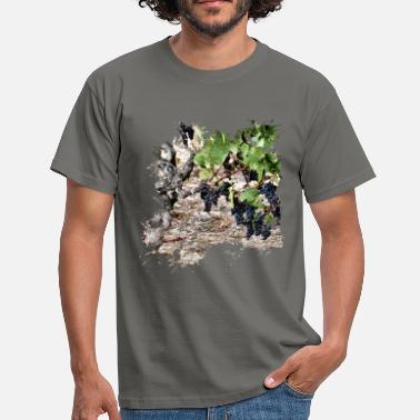 Stimulation Wine is a stimulant mostly from grapes - Men's T-Shirt
