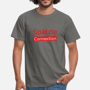 Spaetzle spaetzle-connection - Männer T-Shirt