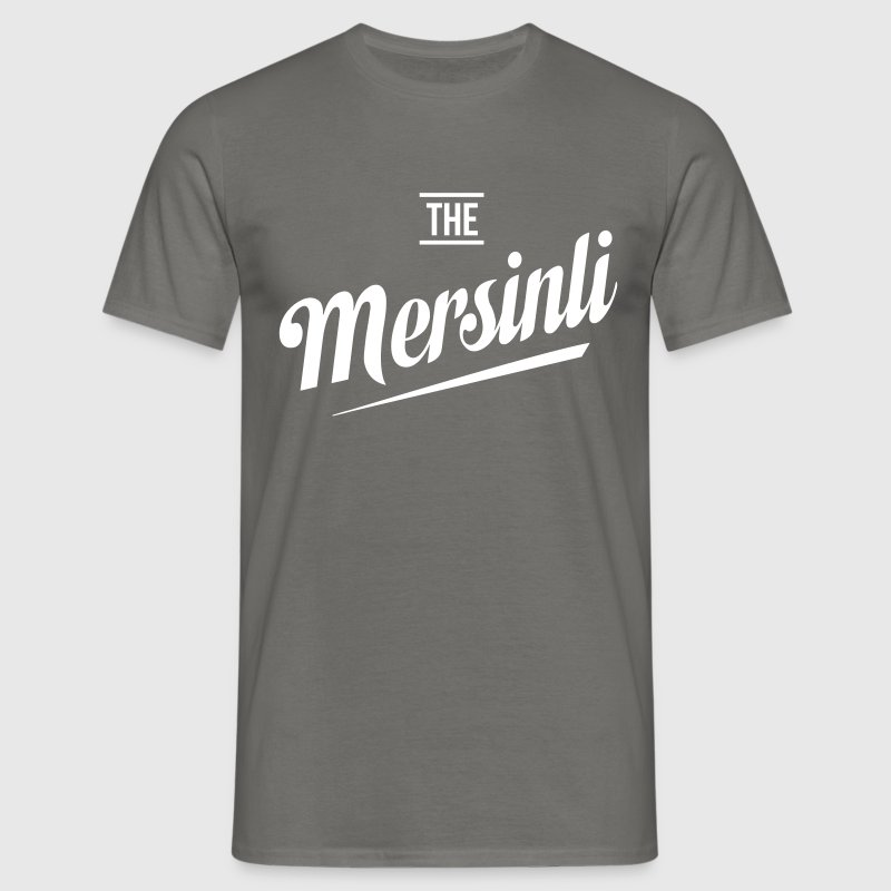 The Mersinli - Männer T-Shirt