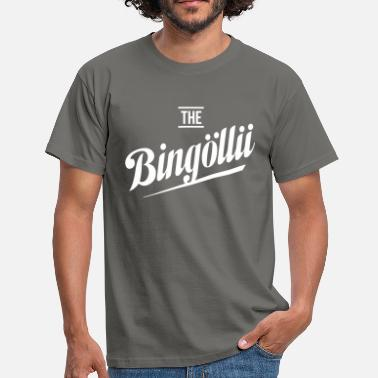 Bingöl The Bingöllü - Männer T-Shirt