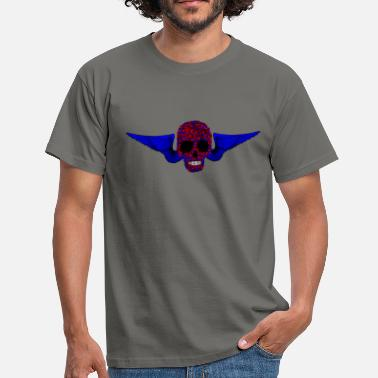 Skull Punk Steam Punk skull - Men's T-Shirt