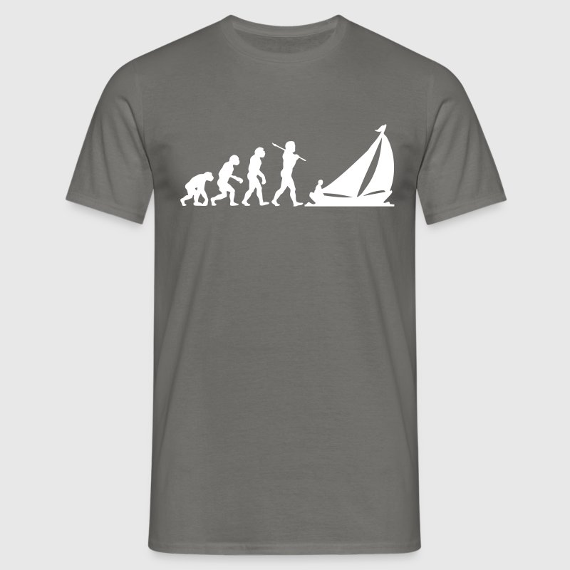 Sailing Evolution 2 - Men's T-Shirt