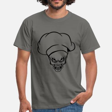 Cooking Cook cook funny horror - Men's T-Shirt