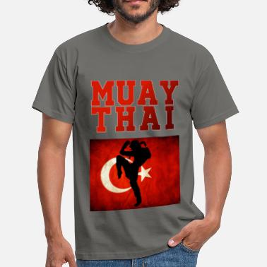 Thai Muay Thai Turkey - Männer T-Shirt