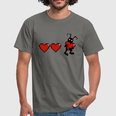 Kingdom Hearts Heartless - T-shirt Homme