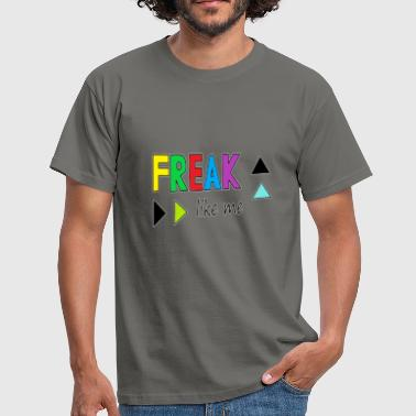 font - Men's T-Shirt