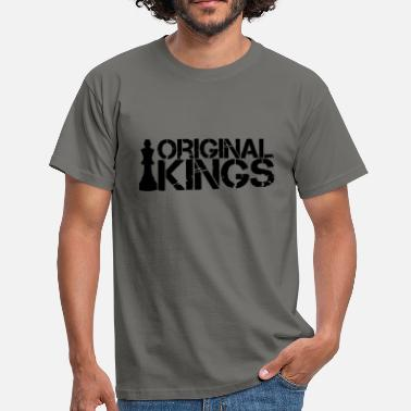 Muscle King Original Kings - Men's T-Shirt