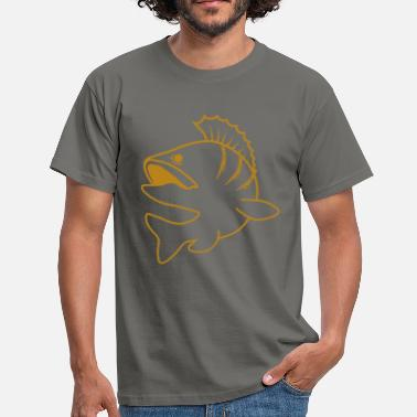 Poisson Humour Poisson d'or - T-shirt Homme