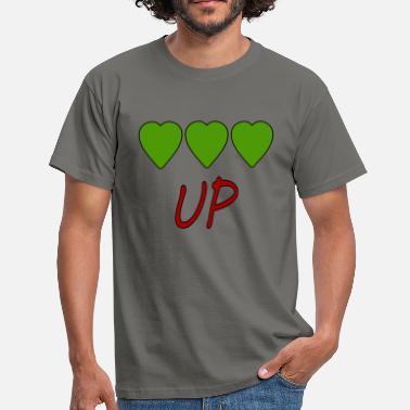 Was Up UP - Men's T-Shirt