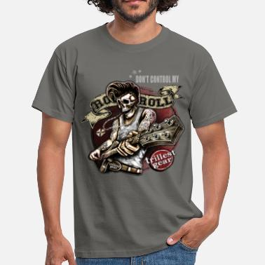 Rock Don't Control my Rock2 - Männer T-Shirt