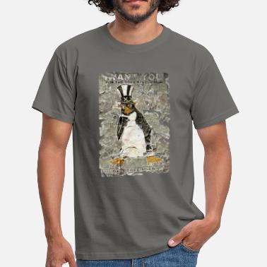 Tux Uncle Tux - T-shirt Homme