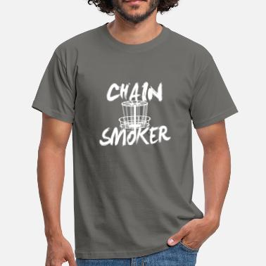 Heavy Smoker Chain Smoker - Men's T-Shirt