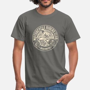 Motorcycle Rider Motorcycle Riders Club - Men's T-Shirt