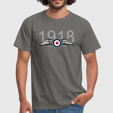 Royal Air Force 1918RAF / 1802 - Mannen T-shirt