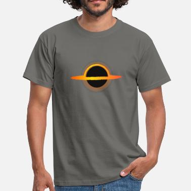 Hole Star Black hole - Men's T-Shirt
