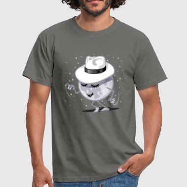 Moon Dance Dancing moon - Men's T-Shirt