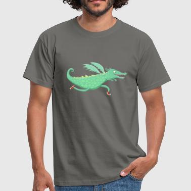dragon Racing - T-shirt Homme