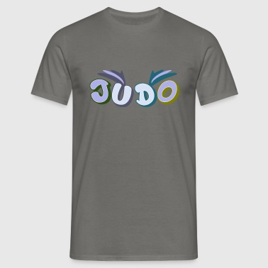 ENFANT JUDO BUBBLE - T-shirt Homme