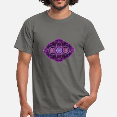 Apophysis apophysis purple - Men's T-Shirt