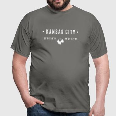 Kansas City  - Men's T-Shirt