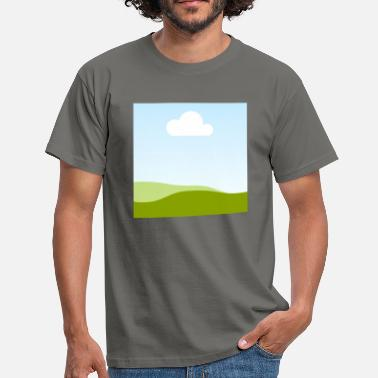 Landscaping landscape - Men's T-Shirt