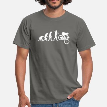 Downhill Mtb MTB Downhill Evolution - Men's T-Shirt