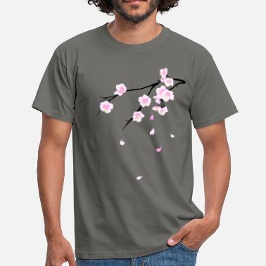 Blossom Cherry Blossoms - Men's T-Shirt