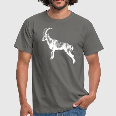 Ungulate Capricorn - Men's T-Shirt
