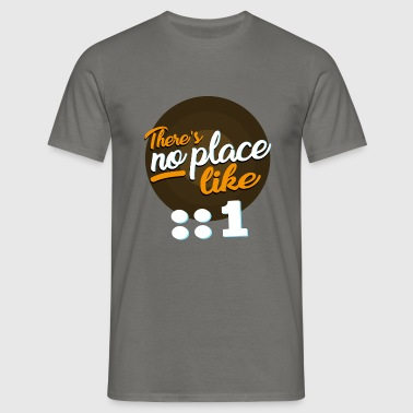 noplace - Men's T-Shirt