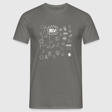 chaos - T-shirt Homme