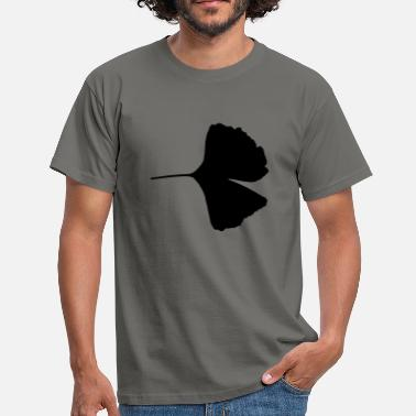 Ginkgo ginkgo - Men's T-Shirt