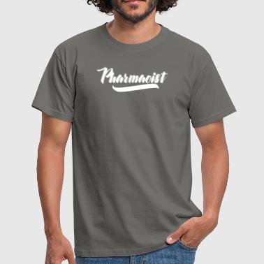 Pharmacist T-Shirt - Pharmacist - Pharmacist - Men's T-Shirt