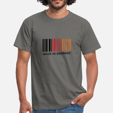 Made In Germany Streckkod Made in Germany - T-shirt herr