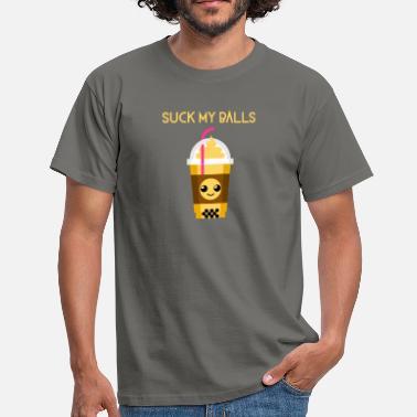 ccd6cddaf Suck my Balls Funny Pun Adult Humor Joke Gift - Men's T. Men's T-Shirt