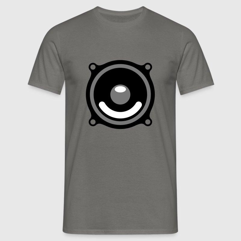 Loudspeaker |Bass | Boost | Box | Lautsprecher T-Shirt | Spreadshirt